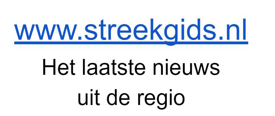Streekgids - Het laatste nieuws uit de regio