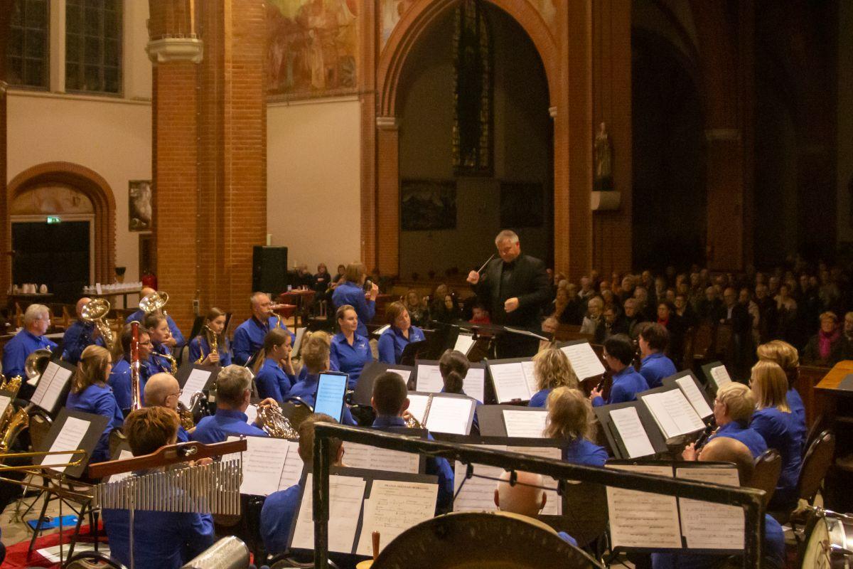 Winteravondconcert Vestingstad orkest