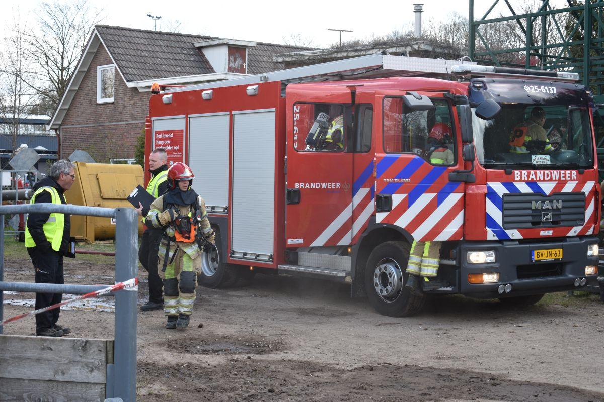 OOG: bezuinigingen brandweer Oost Gelre heroverwegen