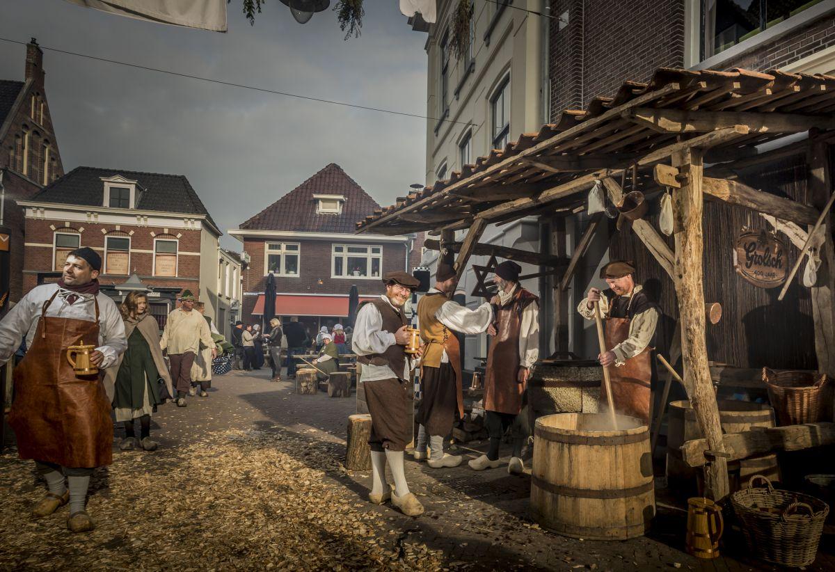 Speciaalbier tijdens de Slag om Grolle