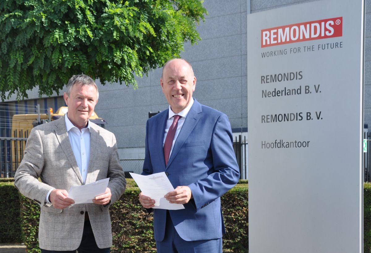 Remondis opnieuw sponsor Bloemencorso