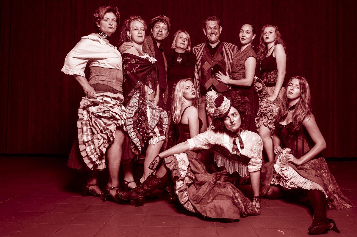 Talent uit Oost Gelre schittert in Club Moulin