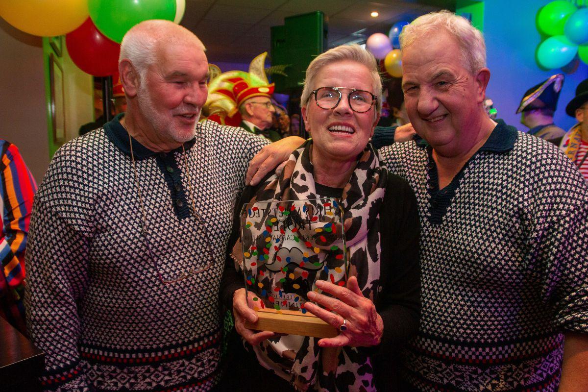 'Dree dagen carnaval' winnaar Tröntjesfestival