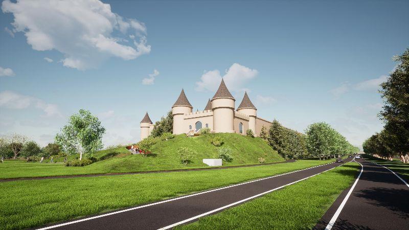 Heer Bommel en Tom Poes krijgen kasteel in Groenlo