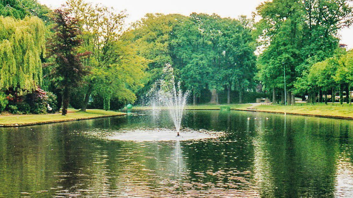 College Oost Gelre wil zich niet meer verder inspannen voor terugkeer fonteinen Grolse gracht.