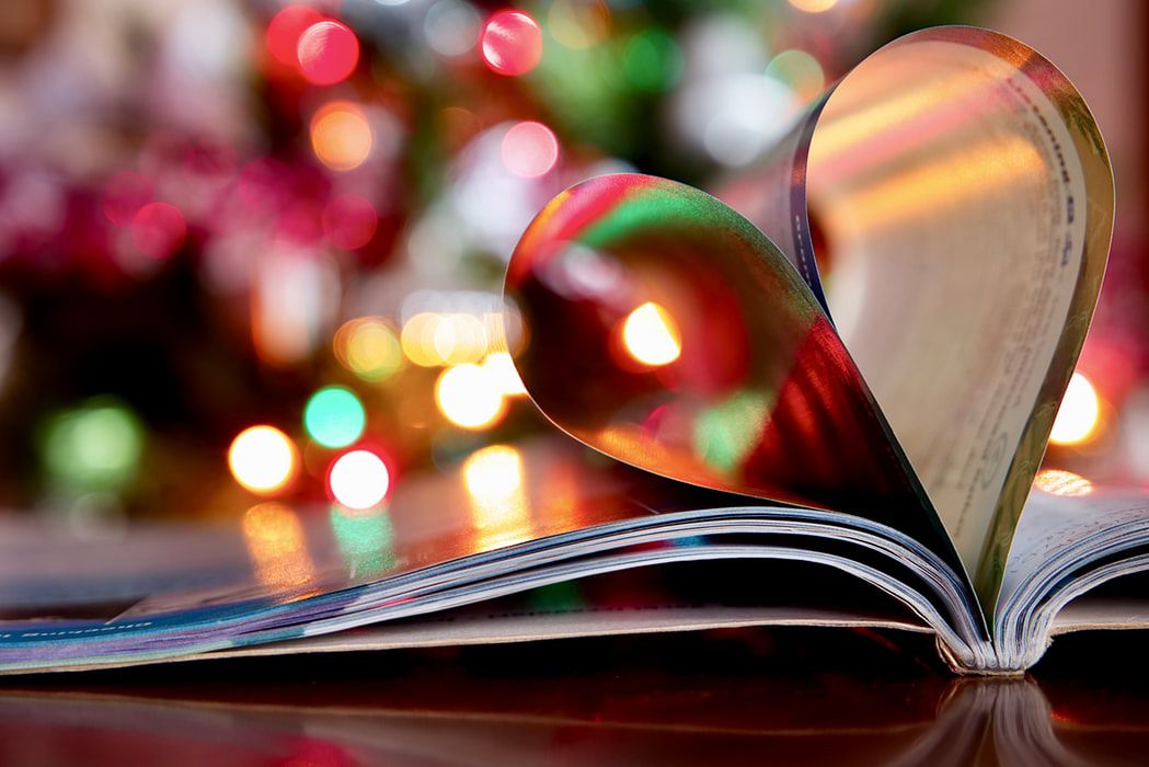 Decembermaand… feestmaand in Bibliotheek