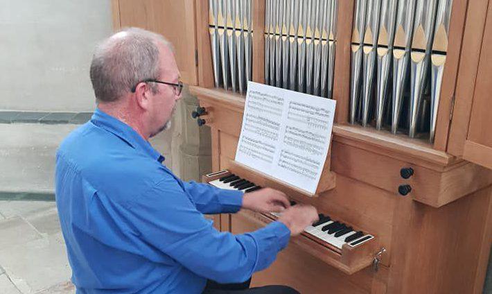 Muziek Centraal met organist Jan Willem Docter